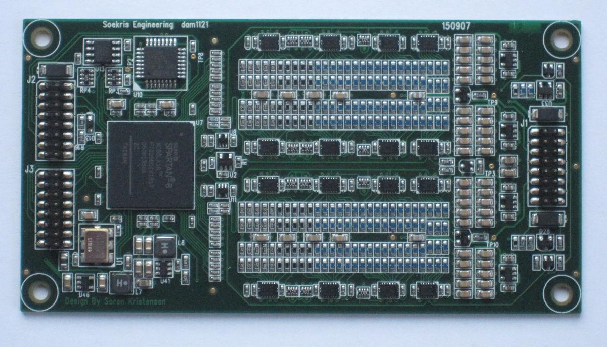 Soekris Engineering ApS, Products dam1121